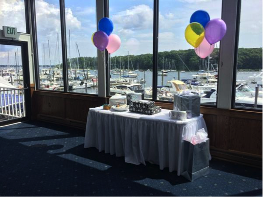 Special Events & Banquet Hall at BLU On The Water In East Greenwich Rhode Island